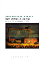 Bernard MacLaverty  New Critical Readings