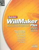 Quicken WillMaker Plus