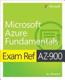 Exam Ref AZ-900 Microsoft Azure Fundamentals Pdf/ePub eBook