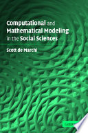 Download  Computational and Mathematical Modeling in the Social Sciences  Free Books - Top Rankers