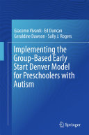Implementing the Group-Based Early Start Denver Model for ... - Seite 98
