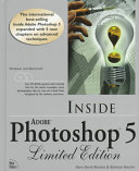 Inside Adobe Photoshop 5