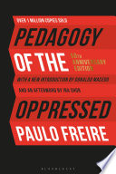 Pedagogy of the Oppressed Book