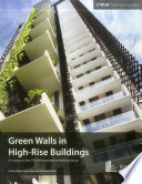 Green Walls in High Rise Buildings