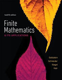 Finite Mathematics and Its Applications Plus MyMathLab with Pearson EText -- Access Card Package