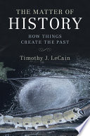 The Matter of History Book PDF