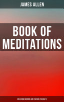 Pdf Book of Meditations (Including Morning and Evening Thoughts)