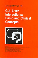 Gut Liver Interactions  Basic and Clinical Concepts