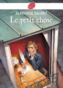 Pdf Le petit chose - Texte intégral Telecharger