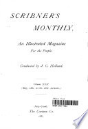 Scribner s Monthly Book PDF
