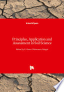Principles  Application and Assessment in Soil Science