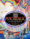 Psychedelic   Palescale Adult Coloring Book