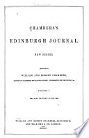 Chambers s Edinburgh Journal Book