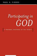 Participating in God