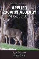 Applied Zooarchaeology