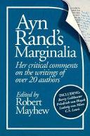 Ayn Rand Books, Ayn Rand poetry book