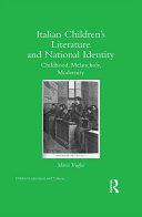 Italian Children's Literature and National Identity