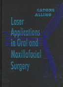 Laser Applications In Oral And Maxillofacial Surgery Book PDF