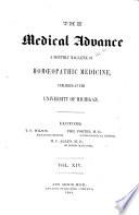 Ann Arbor Medical Advance Book
