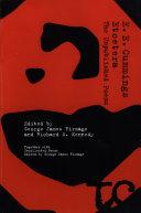 Etcetera: The Unpublished Poems of E. E. Cummings Pdf/ePub eBook