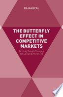 The Butterfly Effect in Competitive Markets