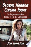 Global Horror Cinema Today Book