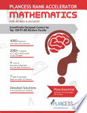 Plancess Rank Accelerator Mathematics For Iit Jee Jee Main Advanced