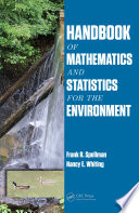 Handbook Of Mathematics And Statistics For The Environment Book PDF