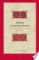 Abraham as Spiritual Ancestor
