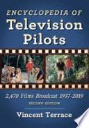 Encyclopedia of Television Pilots Book PDF