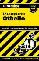 Cliffsnotes On Shakespeare S Othello