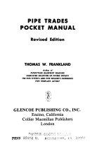 Pipe Trades Pocket Manual Book