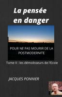Pdf La Pensée en danger, tome II Telecharger
