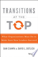Transitions At The Top PDF