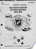 Helicopter Weapon Systems Repairer
