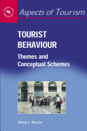 Tourist Behaviour Pdf/ePub eBook