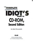 The Complete Idiot s Guide to CD ROM