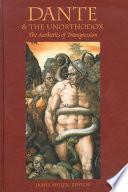 Dante   the Unorthodox Book