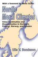 Nordic Moral Climates