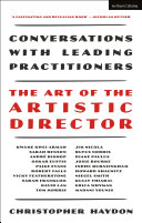 Pdf The Art of the Artistic Director Telecharger