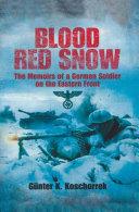 Blood Red Snow Pdf/ePub eBook