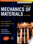 Mechanics Of Materials  In Si Units