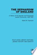 The Sephardim of England