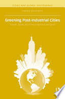 Greening Post Industrial Cities Book