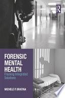 Forensic Mental Health