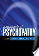 Handbook of Psychopathy  First Edition