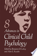 Advances in Clinical Child Psychology Book