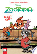Disney Zootopia  Family Night  Younger Readers Graphic Novel  Book PDF