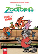 Pdf Disney Zootopia: Family Night (Younger Readers Graphic Novel) Telecharger