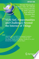 VLSI-SoC: Opportunities and Challenges Beyond the Internet of Things